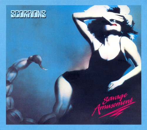 Scorpions - Savage Amusement [50th Anniversary Deluxe Edition] (1988) [2015]