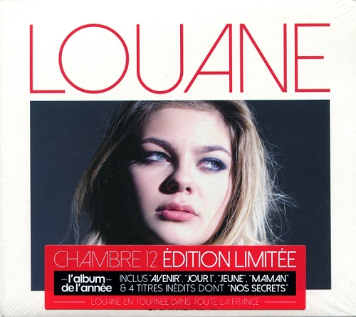 Louane - Chambre 12 [Limited Edition] (2015)