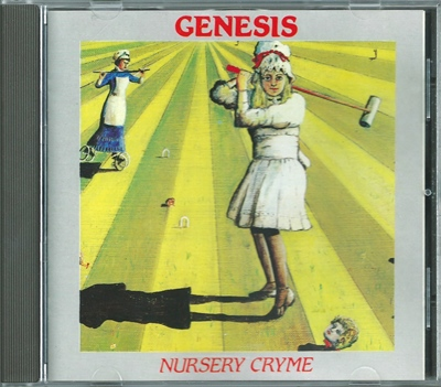 "Genesis - ""Nursery Cryme"" - 1971 (CASCD 1052)"