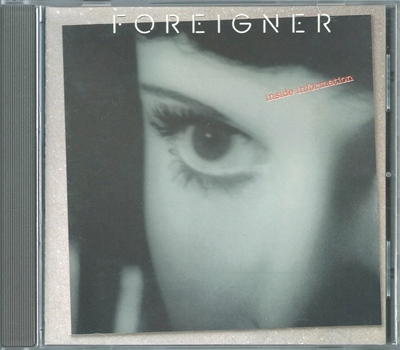 "Foreigner - ""Inside Information"" - 1987"