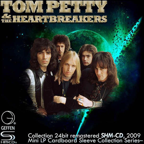 TOM PETTY & THE HEARTBREAKERS - SHM-CD Collection (8 x CD • Universal Music K.K., Japan • 2009)