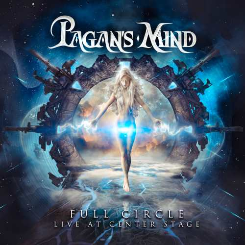 Pagan's Mind - Full Circle: Live At Center Stage [2CD] (2015)