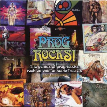 Various Artists - Classic Rock Presents: Prog Rocks (2011)