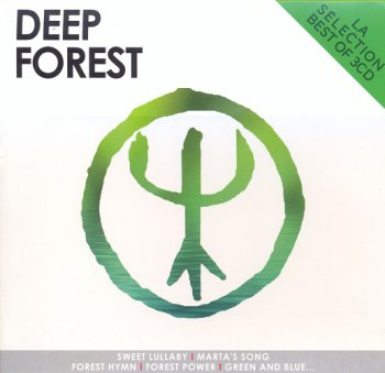 Deep Forest - La Sélection: Best Of Deep Forest [Limited Edition Box-Set] (2014)