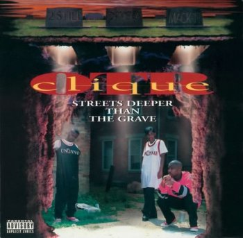 O.T.R. Clique-Streets Deeper Than The Grave 1995