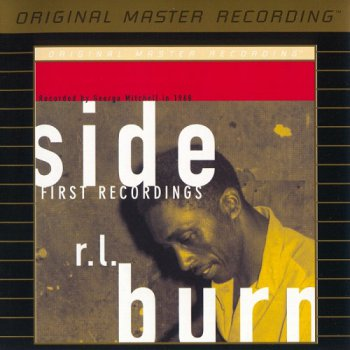 R.L. Burnside - First Recordings (2004) [SACD]