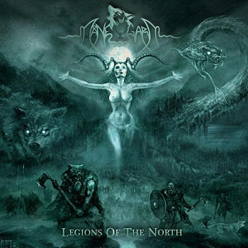 Manegarm - Legions Of The North (Limited Edition) (2013)