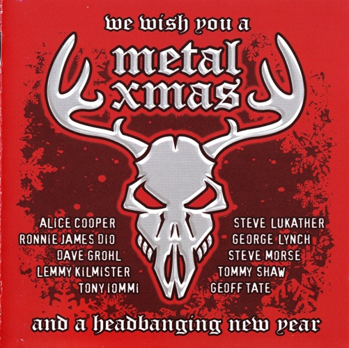 Various Artists - We Wish You A Metal Xmas And A Headbanging New Year (2008)