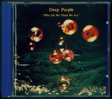 Deep Purple: Who Do We Think We Are (1973) (2000, EMI, 7243 5 21607 2 3, Germany)