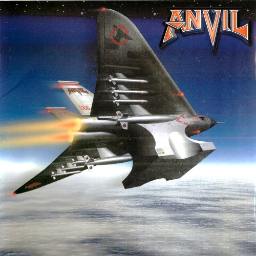 Anvil - Speed Of Sound (1999) [Japanese Edition]