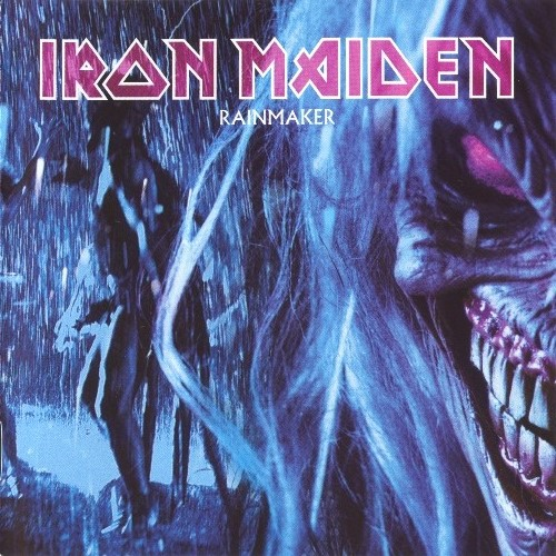 Iron Maiden - Rainmaker (2004) [CDS, Japanese Edition]