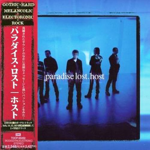 Paradise Lost - Host (1999) [Japanese Edition]