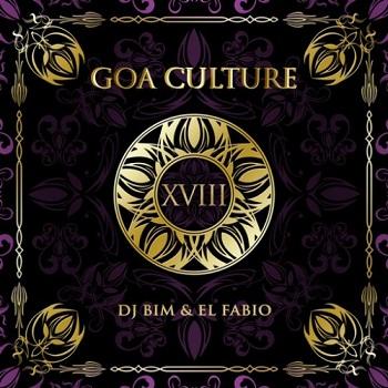 DJ Bim & El Fabio - Goa Culture Vol. XVIII (2015)