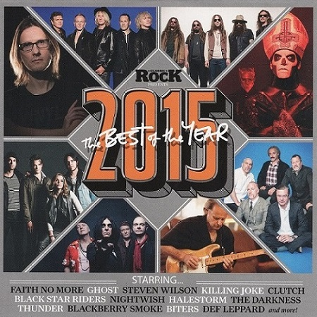 VA - Classic Rock Magazine presents: The Best Of The Year 2015 (2015)