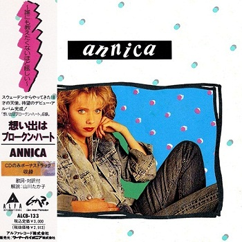 Annica - Annica (Japan Edition) (1990)