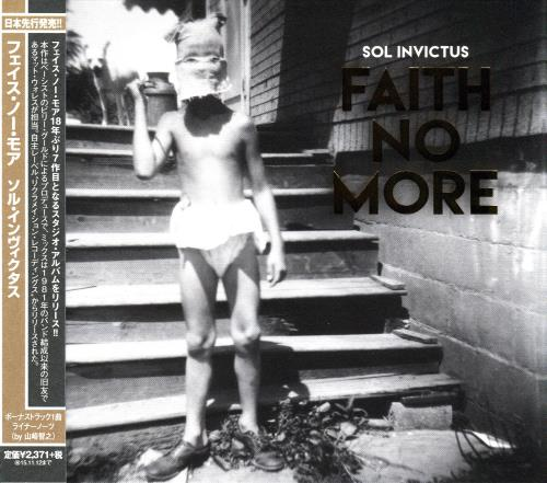 Faith No More - Sol Invictus [Japanese Edition] (2015)