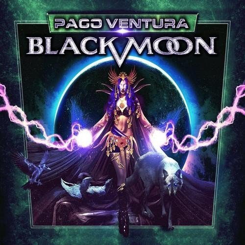 Paco Ventura - Black Moon (2015)