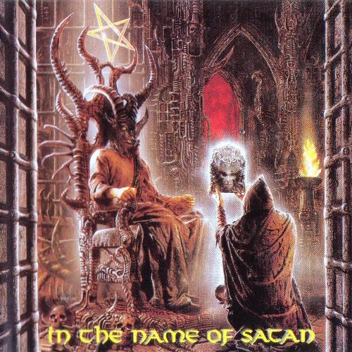 Various Artists - In The Name Of Satan: A Tribute To VENOM (1994)