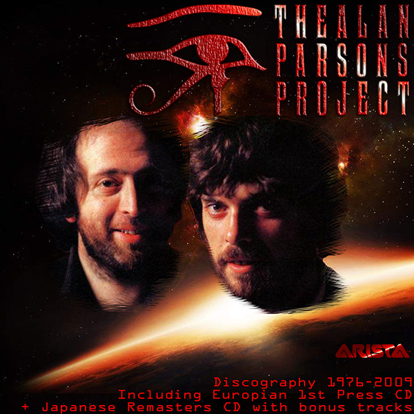 THE ALAN PARSONS PROJECT - Discography (28 x CD • 1st Press + Remasters • Issue 1983-2009)