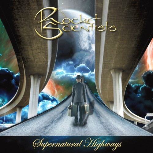 Rocket Scientists - Supernatural Highways (2014) [Web]