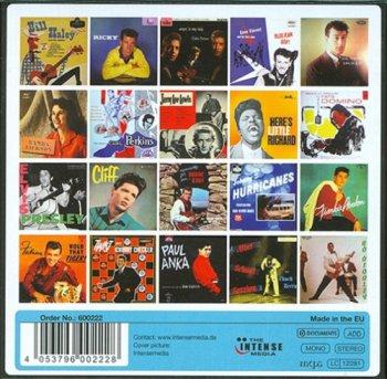 VA - 20 Original Debut Albums by 20 Rock & Roll Stars (2015)