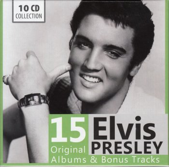 Elvis Presley - 15 Original Albums & Bonus Tracks [10CD Box Set] (2014)