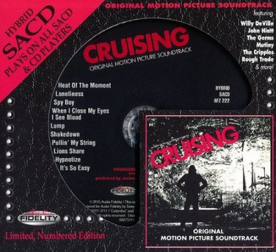 VA - Cruising: Original Motion Picture Soundtrack (1980) [2015 Audio Fidelity]