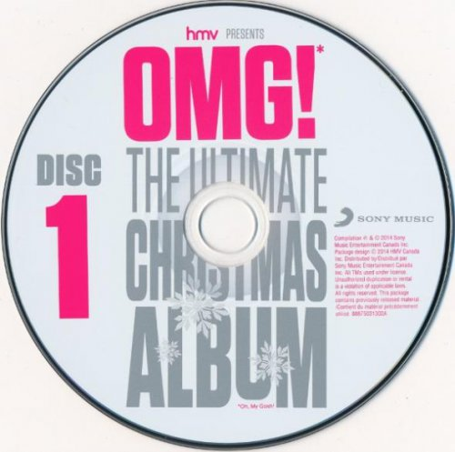 VA - OMG! The Ultimate Christmas Album (2014)