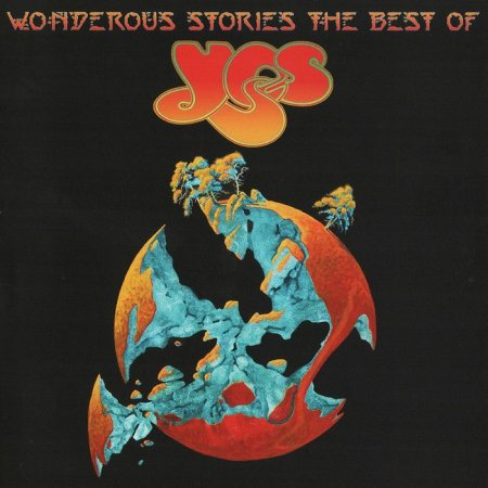 Yes - Wonderous Stories: The Best Of (2014)