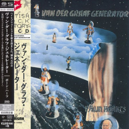 Van Der Graaf Generator - Pawn Hearts (1971) [Japanese Limited SHM-SACD 2015] PS3 ISO