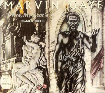 Marvin Gaye - Here, My Dear [Expanded Edition] (2007)