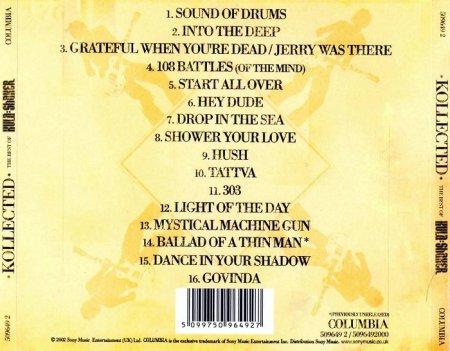Kula Shaker - Kollected: The Best Of Kula Shaker (2002)