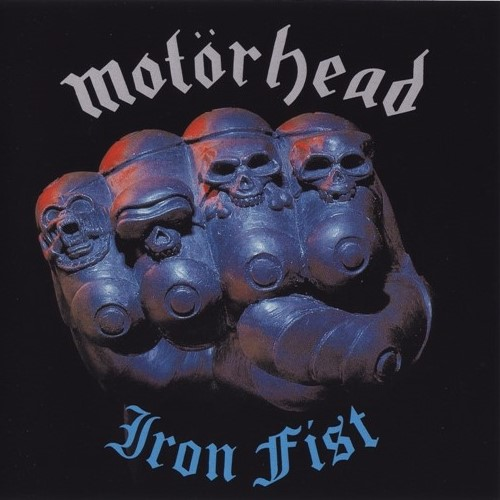 Motorhead - Iron Fist (1982) [Japanese Edition]