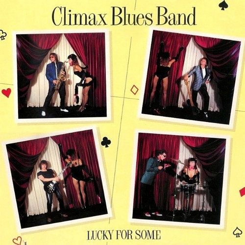 Climax Blues Band - Lucky For Some (1981)