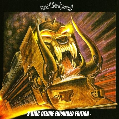 Motorhead - Orgasmatron (1986) [2CD Deluxe Expanded Edition]