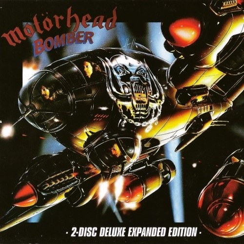 Motorhead - Bomber (1979) [2CD Deluxe Expanded Edition]