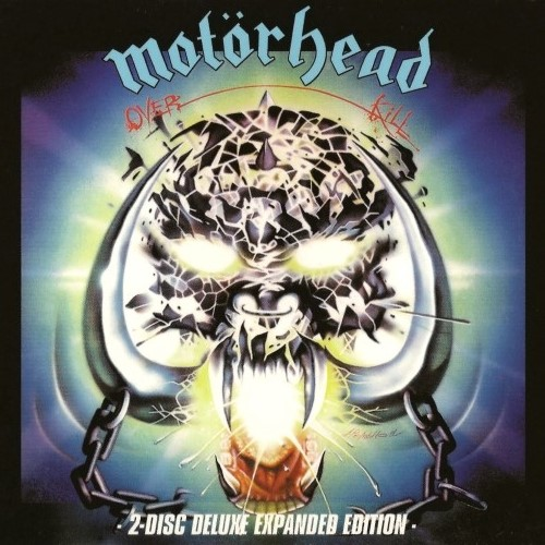 Motorhead - Overkill (1979) [2CD Deluxe Expanded Edition]