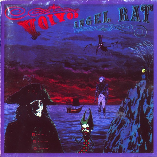 Voivod - Angel Rat (1991)