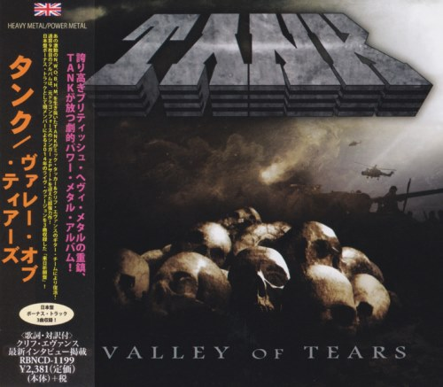 Tank - Valley Of Tears [Japanese Edition] (2015)