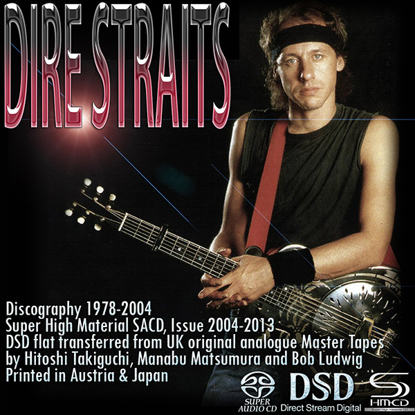DIRE STRAITS - SACD Collection (8 x SACD • Mercury Records • Issue 2004-2013)