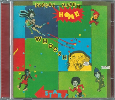 Procol Harum - Home - 1970 (REP 4669)