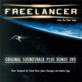 Visual Music, James Hannigan & Andrew Sega - Freelancer OST (2003)