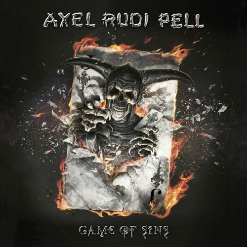 Axel Rudi Pell - Game Of Sins [Limited Edition] (2016)