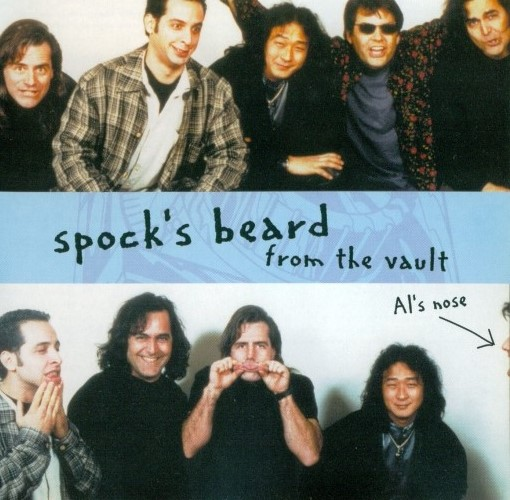 Spock's Beard - From The Vault (1998) [Rare Tracks Compilation]