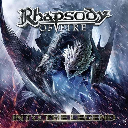 Rhapsody Of Fire - Into The Legend [Limited Edition] (2016)