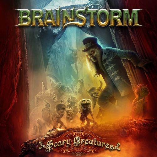 Brainstorm - Scary Creatures [Limited Edition] (2016)