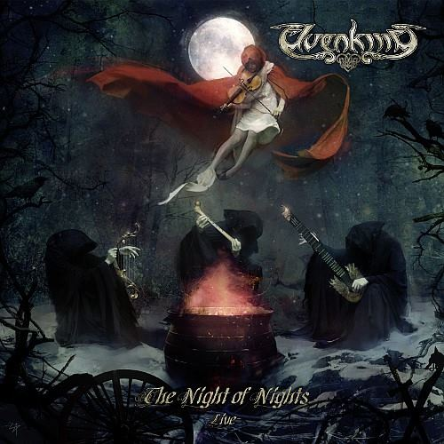 Elvenking - The Night Of Nights: Live [2CD] (2015)