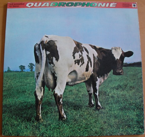 Pink Floyd - Atom Heart Mother (1970) [Stereo-Quadro LP Original German 1974, Vinyl Rip 24/96)
