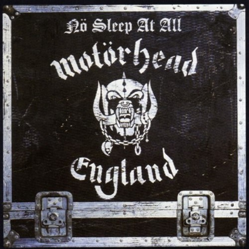 Motorhead - No Sleep At All (1988)
