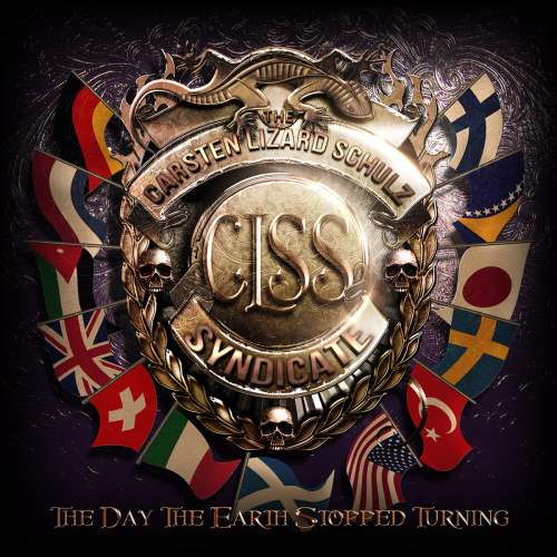 Carsten Lizard Schulz Syndicate - The Day The Earth Stopped Turning [2CD] (2015) (Lossless)